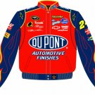 2008 JEFF GORDON / DU PONT ADULT COLOR TWILL JACKET