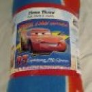 Disney's Cars Fleece Blanket