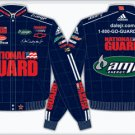2008 DALE EARNHARDT JR.  NATIONAL GUARD KIDS BLUE TWILL JACKET