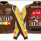 2008 KYLE BUSCH  M&M'S KIDS COLOR TWILL JACKET