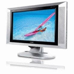 "COBY ELECTRONIC 17 "" Hi Resolution Flat Screen  TV"
