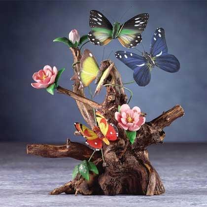 Floating Butterflies