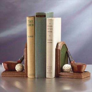 Golf Book- Ends