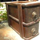 Treadle Sewing Machine Wooden Drawers 2088