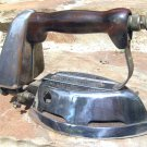 1930's Akron Lamp Company Diamond Brand Gas Clothes Pressing Iron
