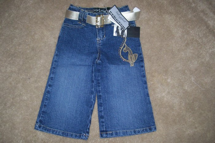 NWT BABY PHAT PANTS SIZE 6