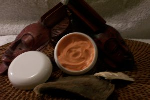 RED SEA BUTTER® - the REAL whipped SHEA butter, feet, hands, pedicure, manicure, bath