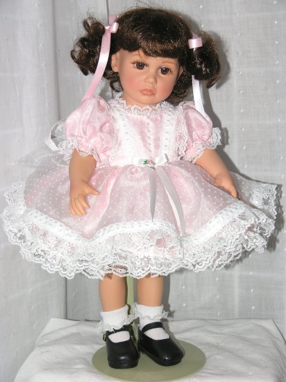 """18"""" KATIE EFFANBEE & ANN ESTELLE & 20"""" CHATTY CATHY DOLL CLOTHES  www.exclusivelylinda.ecrater.com"""