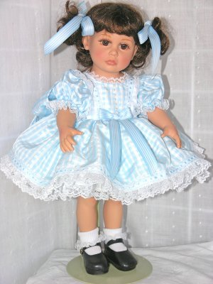"18"" KATIE EFFANBEE & ANN ESTELLE & 20"" CHATTY CATHY DOLL CLOTHES www.exclusivelylinda.ecrater.com"