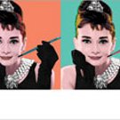 Audrey Hepburn - Pop Art