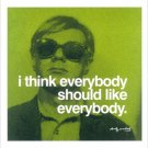 Set of Three Andy Warhol - Quotaions Prints