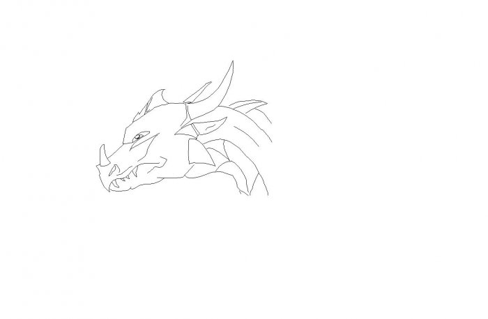 "Dragon 3 x 3"""