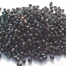 Gray Black Hematite Color Fire Polish Czech Glass Beads 4mm 300