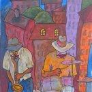 Jazz Fusion On Villa Cha Rooftops