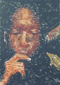 John Coltrane Black And Brown