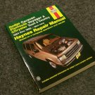 Dodge Caravan Plymouth Voyager Chrysler Town & Country Haynes repair manual