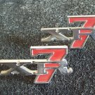 Cougar XR 7 emblems