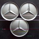 Mercedes Benz wheel center caps
