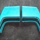 1971 1972 1973 Mustang quarter panel extensions
