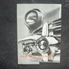 1956 Pontiac Accessories catalog
