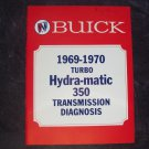 1969 1970 Buick Turbo Hydramatic 350 manual