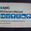 Gremlin Hornet Matador owners manual