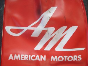 American Motors washer bag New