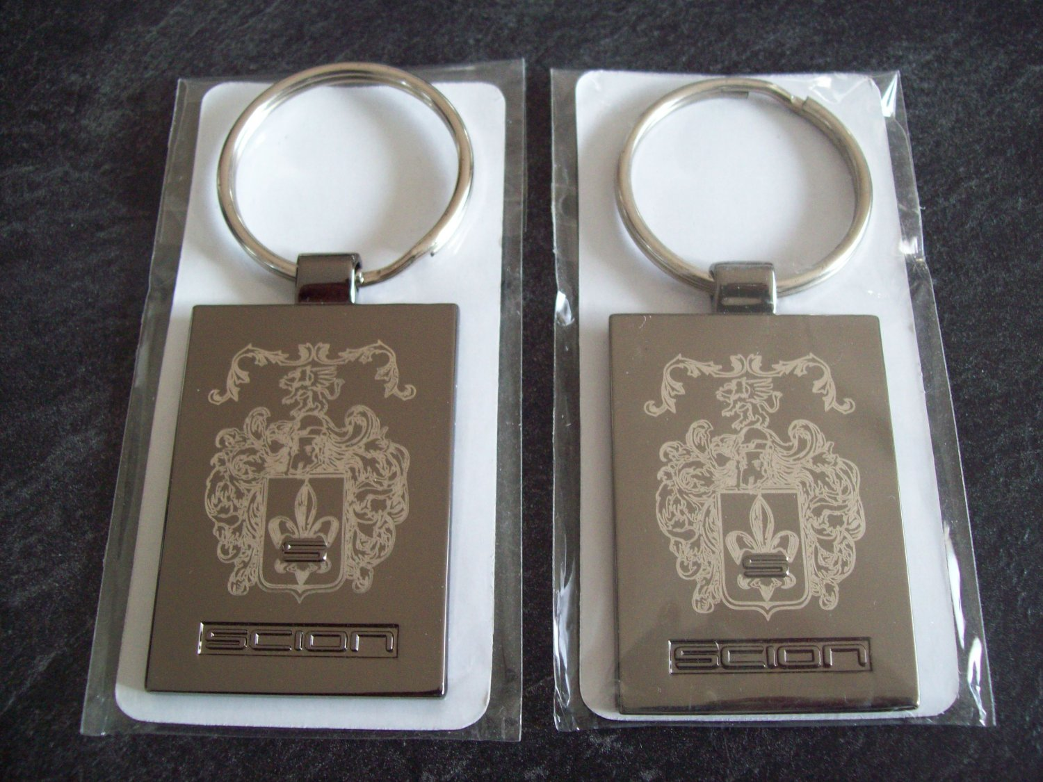 Scion key rings