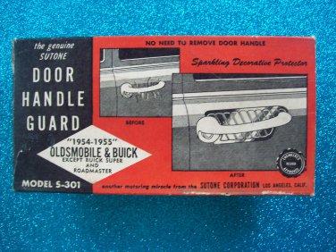 Sutone 1954 1955 Olds Oldsmobile & Buick door handle guard