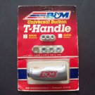 B&M button shift handle knob kit 80658