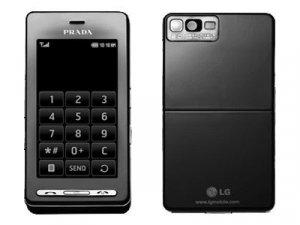 NEW TRI BAND LG KE 850 KE850 LG PRADA + 1 GB + FREE SHIPPING