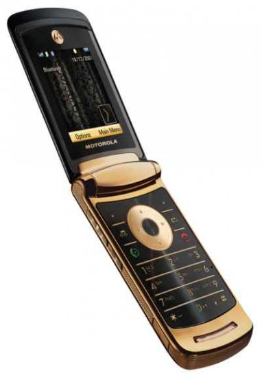 NEW Motorola V8 GOLD 2GB + USB CAR CHARGER NEW
