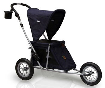 Outward Hound Dog Jogger Pet Stroller Jogging ~  holds pets up to 30 lbs.