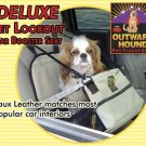 Outward Hound Deluxe Pet Lookout Car Dog Booster Seat holds pets up to 20 lbs.