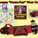 Outward Hound Joggers Hands Free Waist Pack Dog Pet