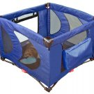 Pet Gear Home 'N Go Pet Pen Dog Puppy Play Area ~ Cobalt Blue 36 x 36 x 26