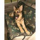 Guardian Gear Pet Pink or Green Camo Dog Car Back Seat Covers Cargo Cover Small
