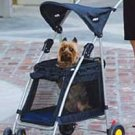 Outward Hound Walk n Roll Pet Dog Stroller Pink or Blue