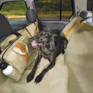 Kurgo Wander Hammock Pet Back Seat Cover Dog Car Tan or Black
