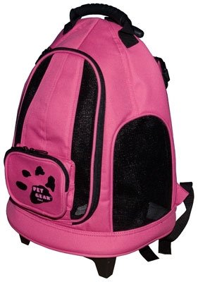 5 in 1 Pet Gear I-GO2 Day Tripper Roller Backpack Dog Tote Car Booster Seat Carrier Assorted Colors