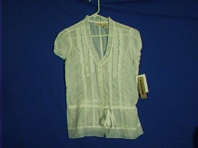 DKNY women's shirt womans top clothing wholesale new with tags