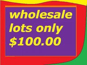 Wholesale Lot for resale