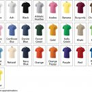 Fruit Of The Loom 100% Cotton T-Shirt