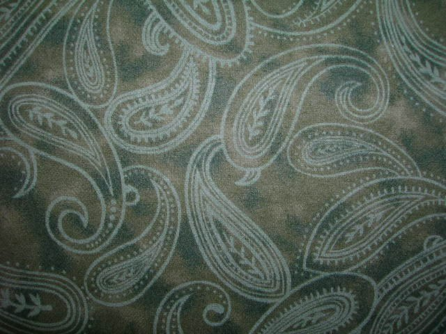 Paisley Shopping Cart Cover