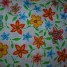 Big Flowers Shopping Cart Cover