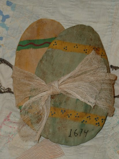 Grubby 1674 Prairie Flattie Eggs Door Hanger E Pattern Pillows
