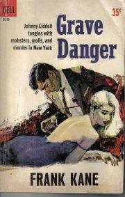 Grave danger (A Johnny Liddell mystery) (A Johnny Liddell mystery) [Unknown...