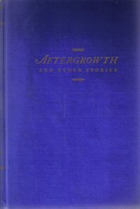 Aftergrowth And Othe Stories-Hayyim Nahman Bialik-Jewish Society-hardcover