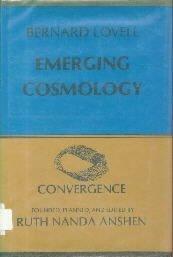 Emerging Cosmology (Convergence) [Hardcover]  by Lovell, Bernard, Sir