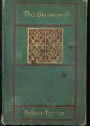 Disowned (1852) [Paperback]  by Lytton, Edward Bulwer, Sir; Lytton, Sir Edward